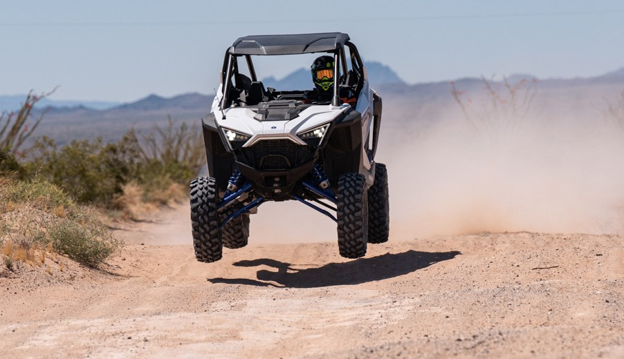 2020 Polaris RZR PRO XP Action 1