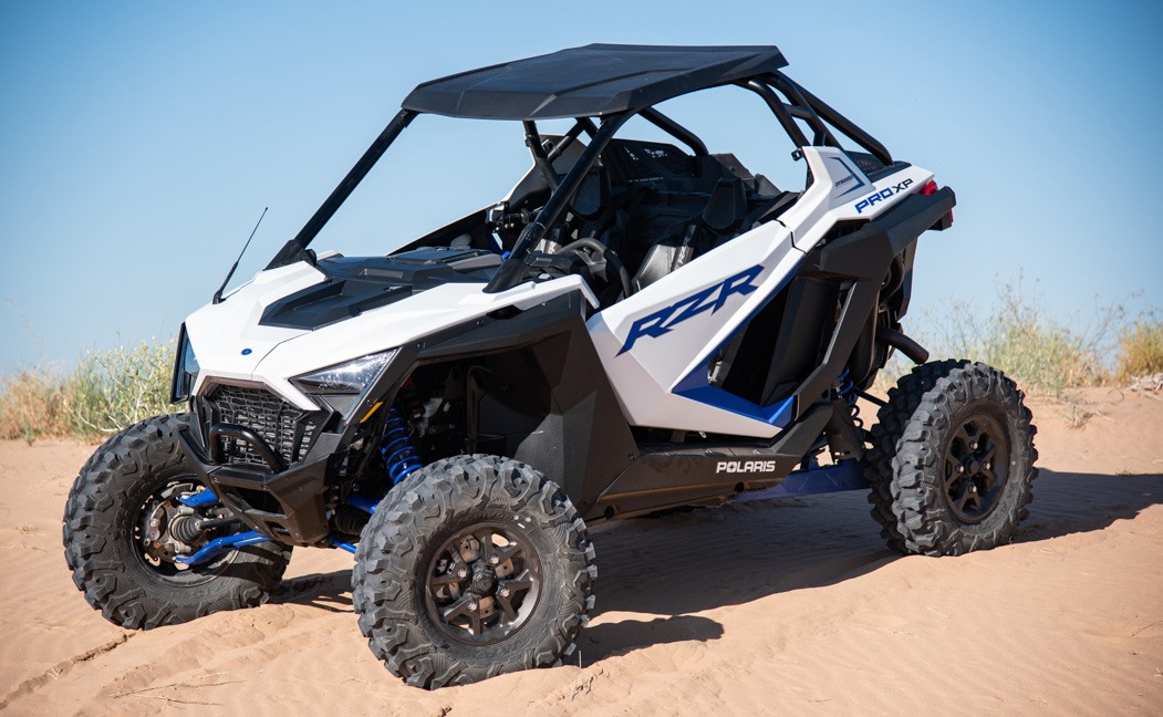2020 Polaris RZR PRO XP Beauty