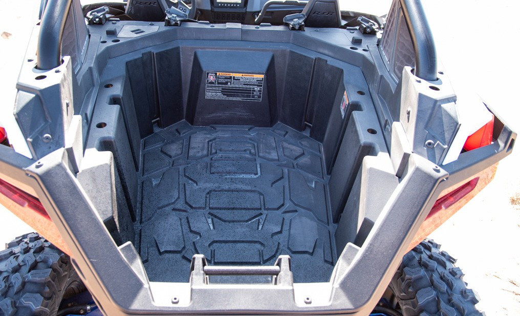 2020 Polaris RZR PRO XP Cargo Bed