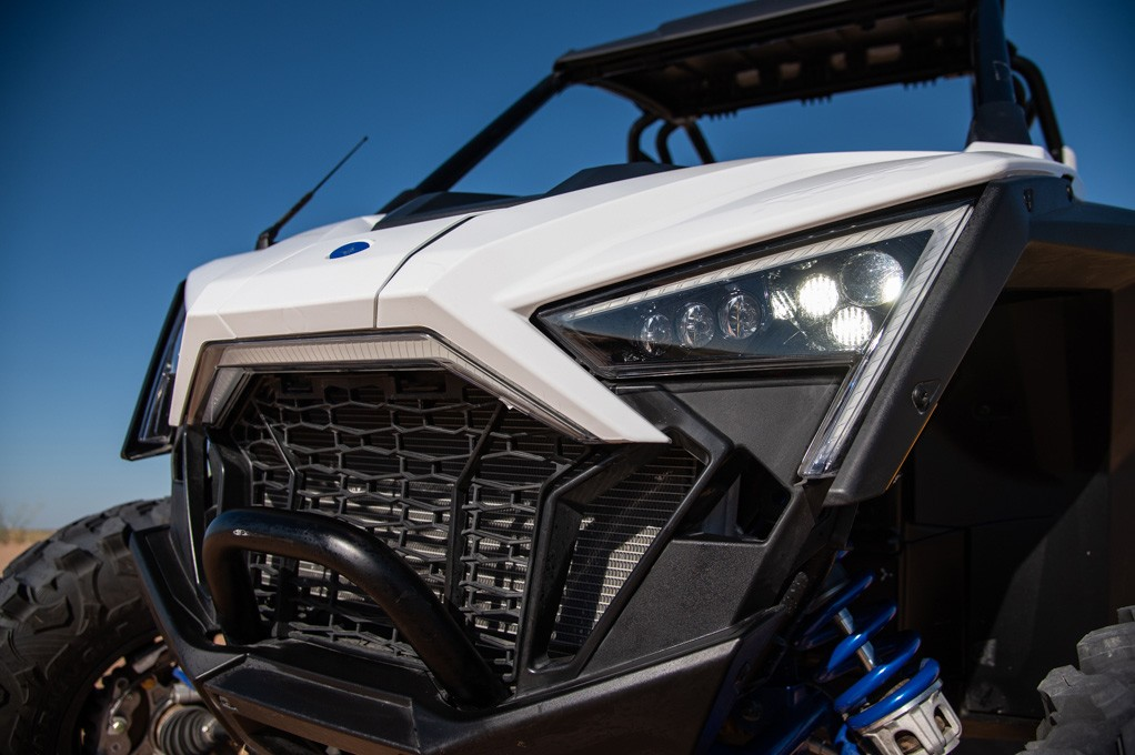 2020 Polaris RZR PRO XP Headlights