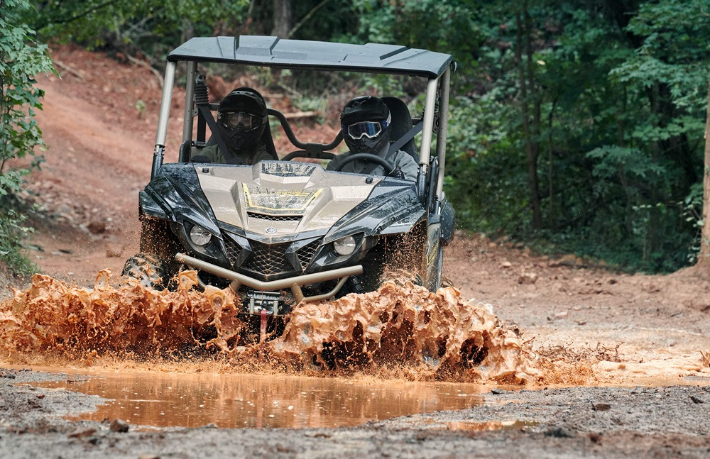 UTV Maintenance Mud