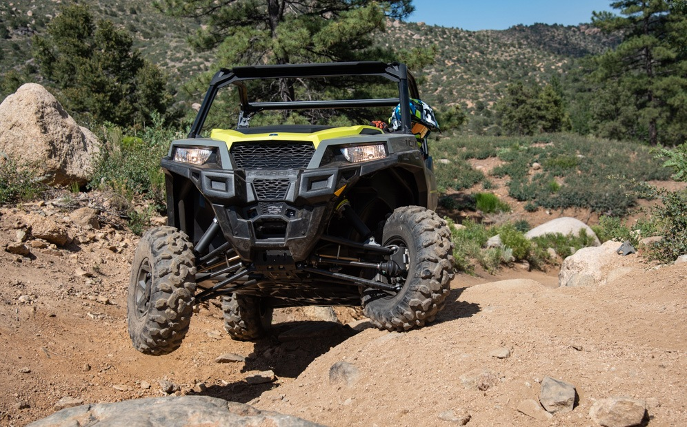 2020 Polaris General Sport Action 3
