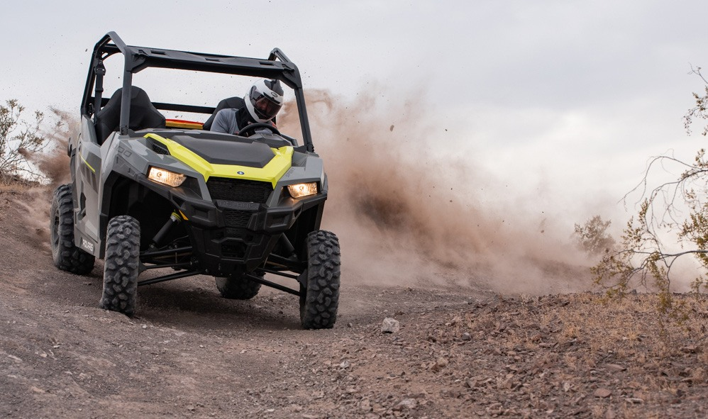 2020 Polaris General Sport Action 4