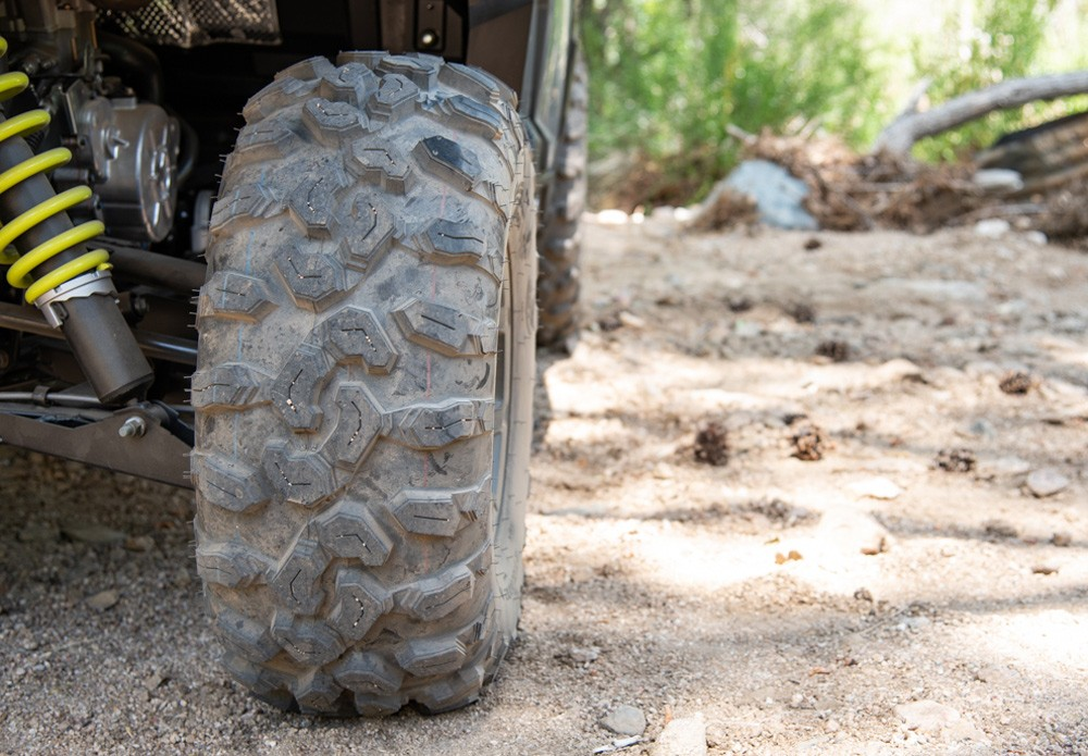 2020 Polaris General Sport CST Tires