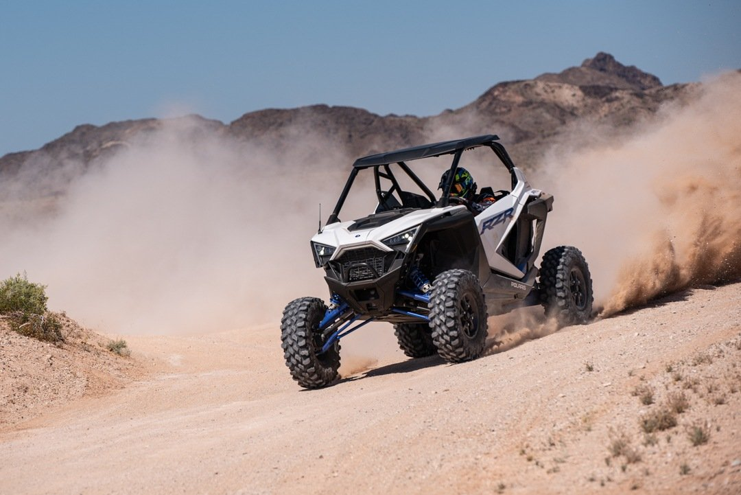 Polaris RZR PRO XP Action 2