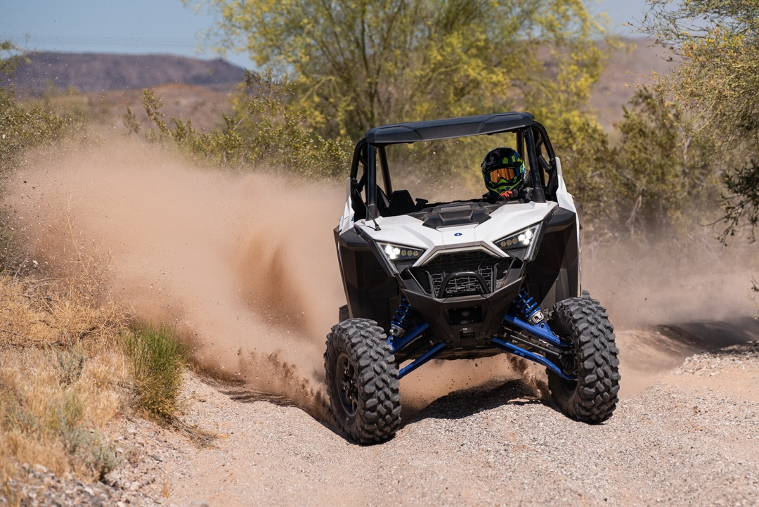 Polaris RZR PRO XP Action