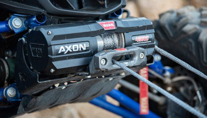 WARN AXON 45RC Winch Review