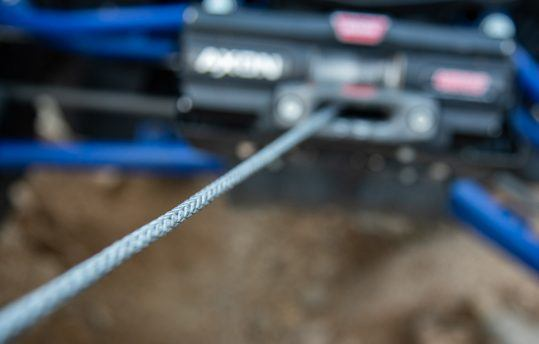WARN AXON 45RC Synthetic Rope
