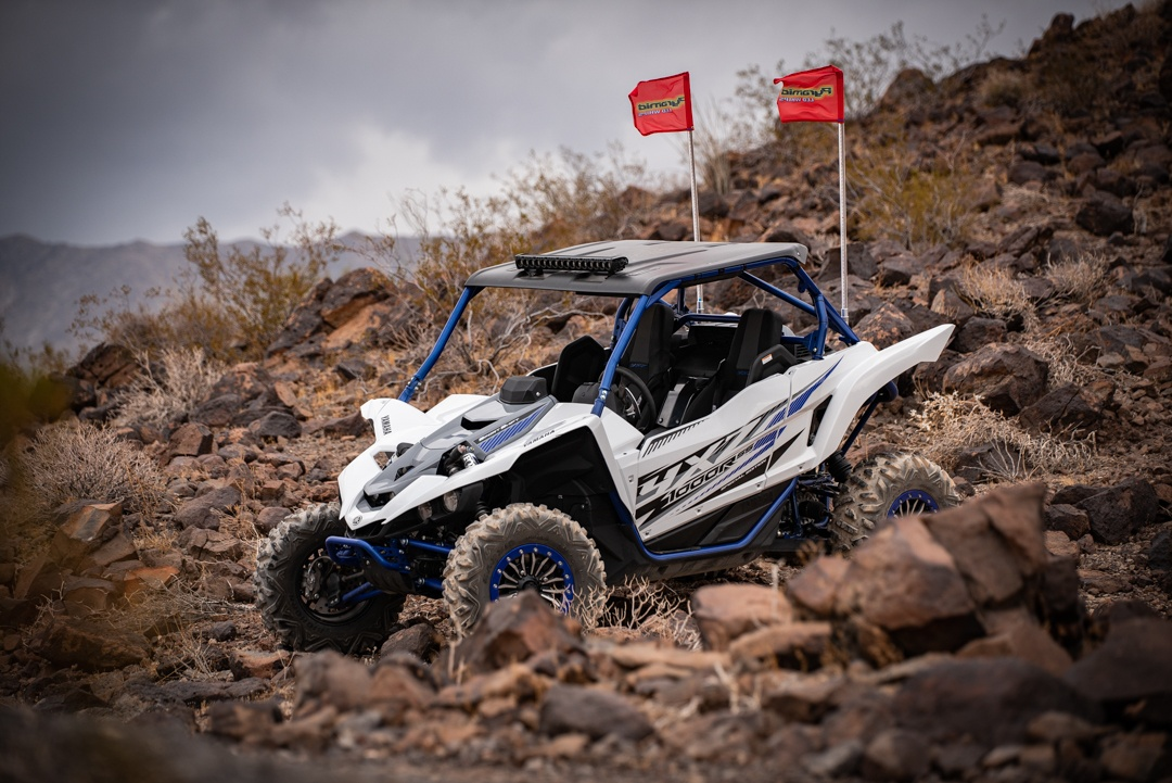 Yamaha YXZ1000R Turbo Rocks