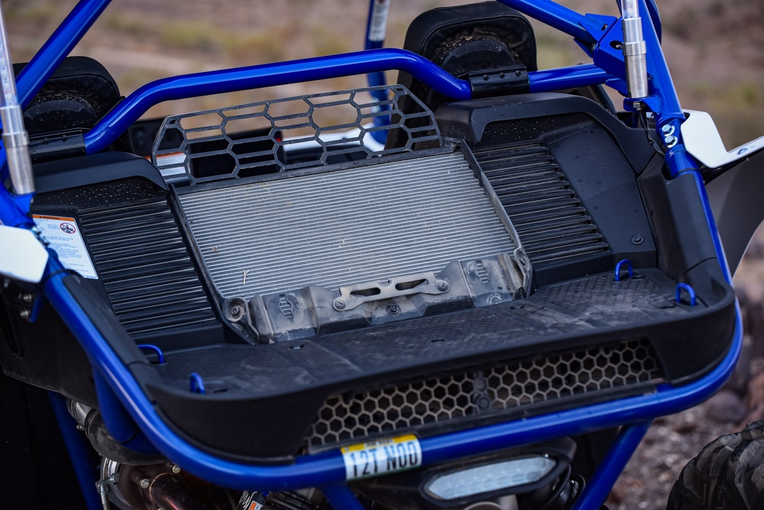 Yamaha YXZ1000R Turbo Rear Storgae