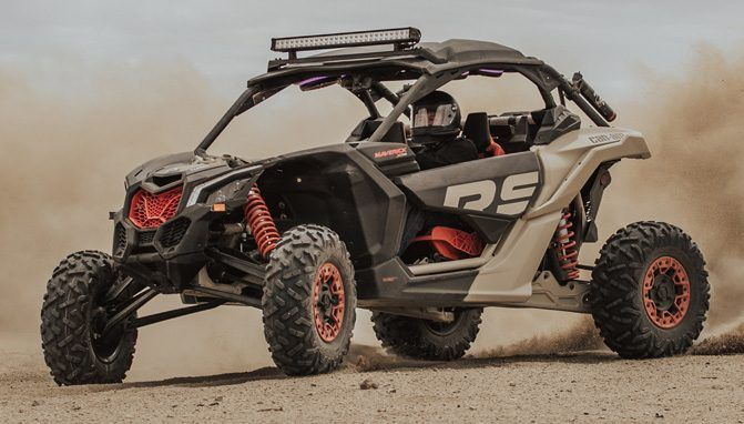2021 Can-Am Maverick X3 X rs Turbo RR With Smart-Shox Unveiled