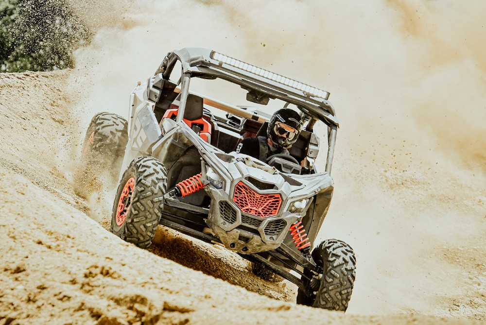 2021 Can-Am Maverick X3 X rs Turbo RR Dune