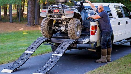 Best ATV Ramps for Loading onto Trailers and Trucks