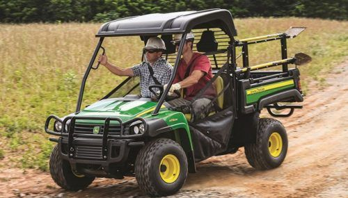 Best John Deere Gator Tires