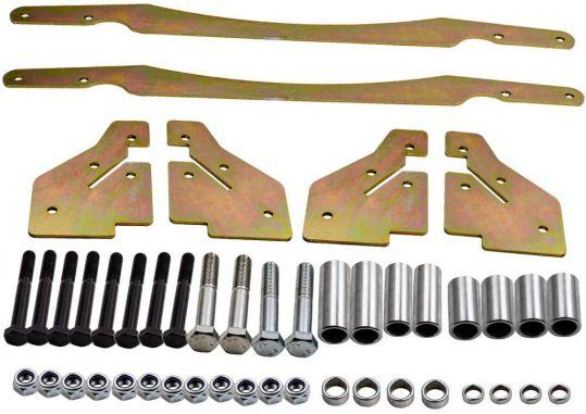 Waverspeed Lift Kit: Honda Pioneer 1000 Lift Kits