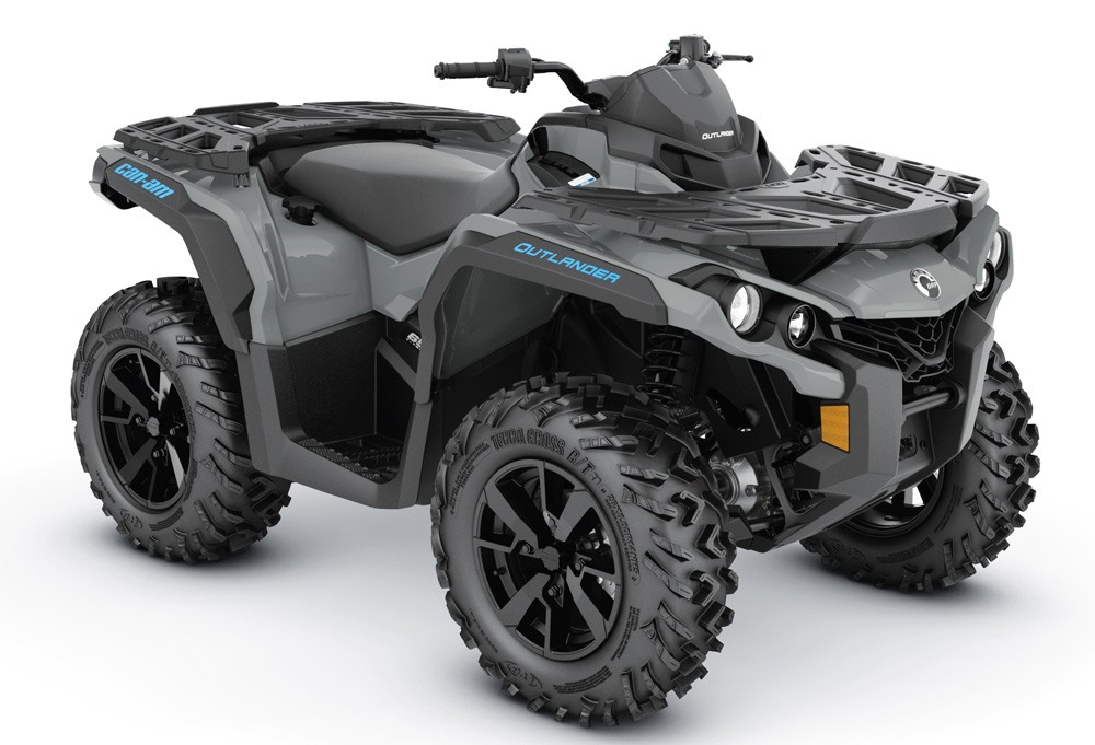 2021 Can-Am Outlander 650 DPS