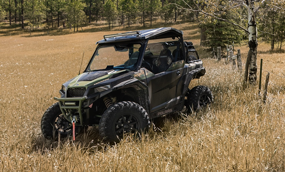 2021 Polaris General XP 1000 Hunt LE