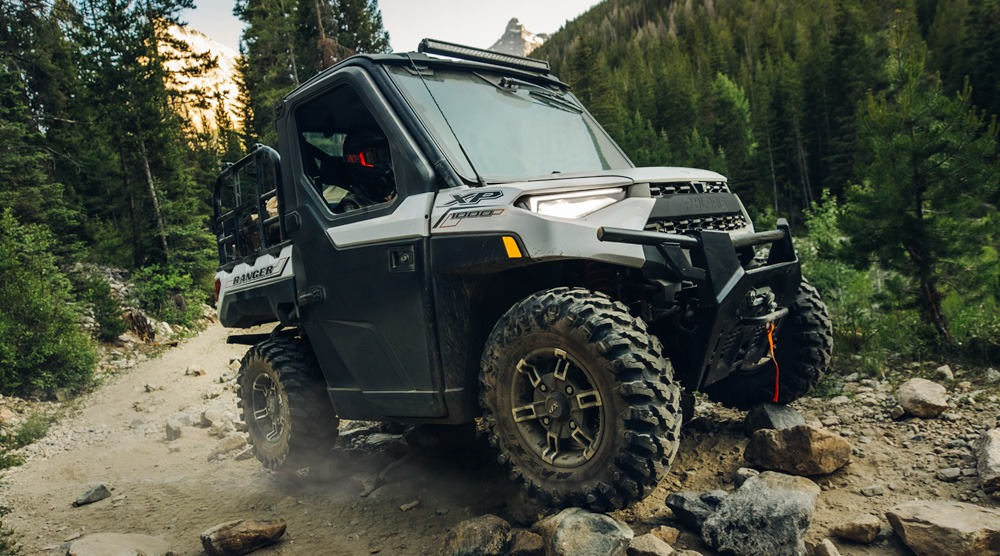 2021 Polaris Ranger XP 1000 NorthStar Ultimate Trail Boss LE