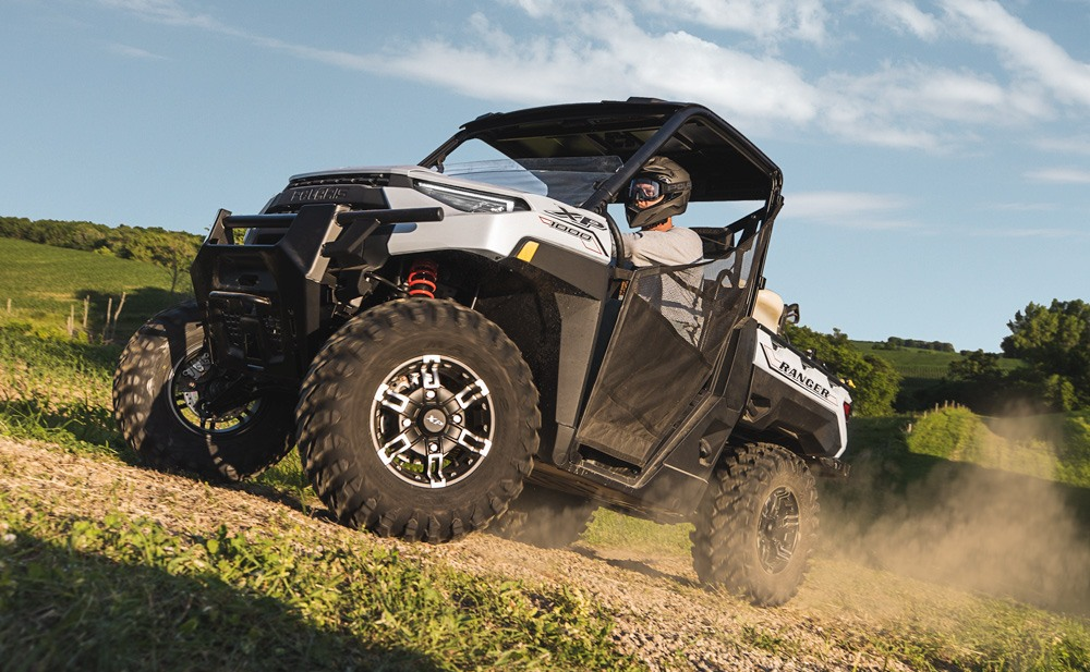 2021 Polaris Ranger XP 1000 Trail Boss LE