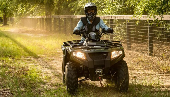 2021 Arctic Cat ATV and UTV Lineup