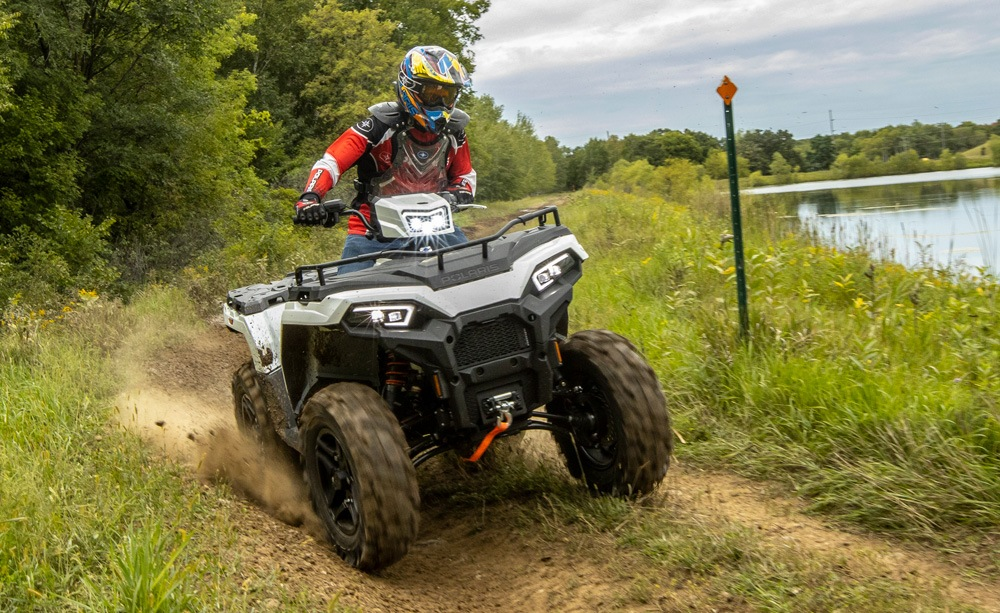 2021 Polaris Sportsman 570 1