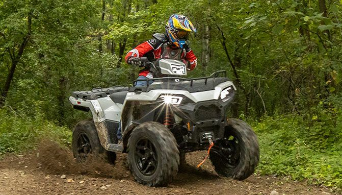 2021 Polaris Sportsman 570 Ultimate Trail LE Review