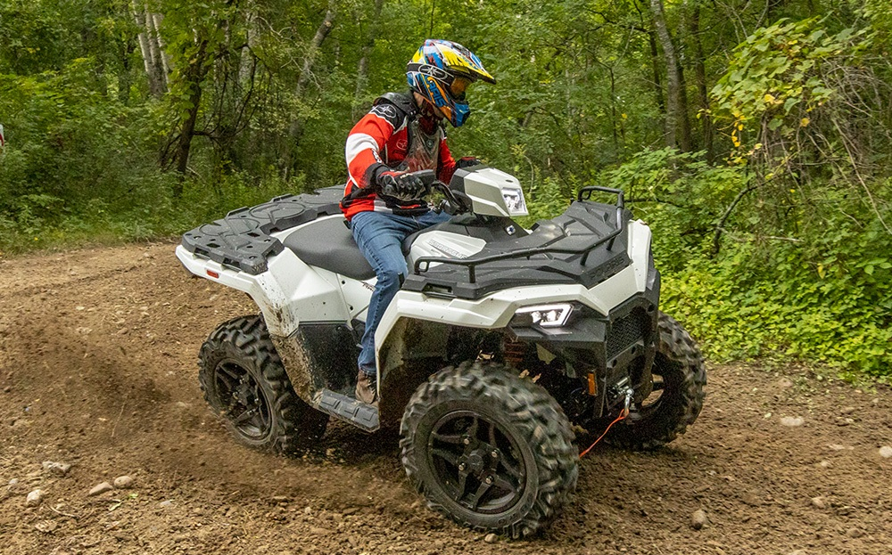 2021 Polaris Sportsman 570 4