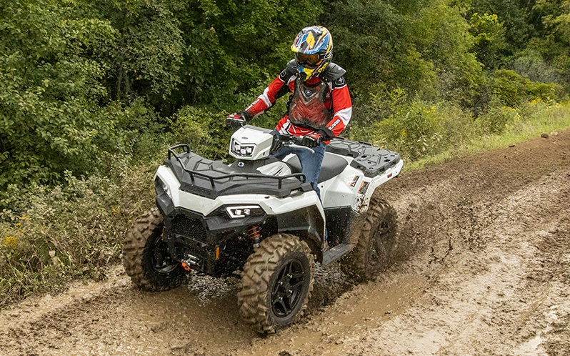 2021 Polaris Sportsman 570 Mud