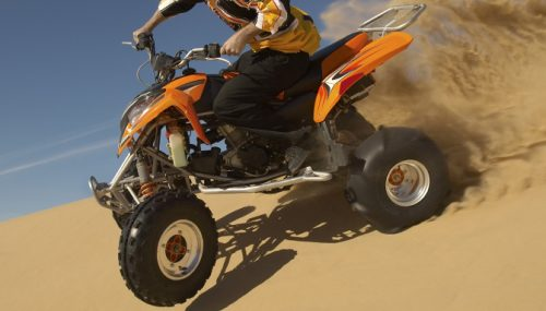 Best ATV Sand Tires For Dune Riding