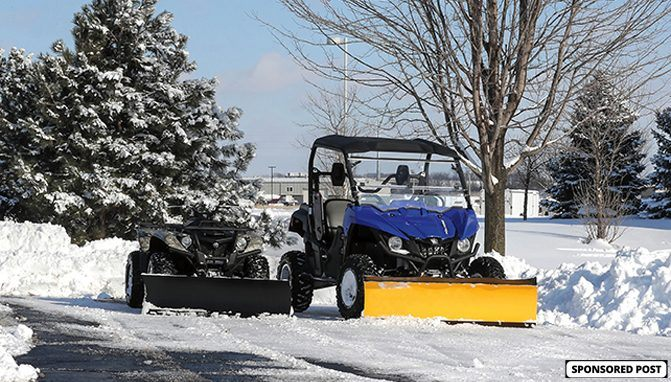 Snow Problem: Conquer Winter with a Snow Plow from Moose Utility Division