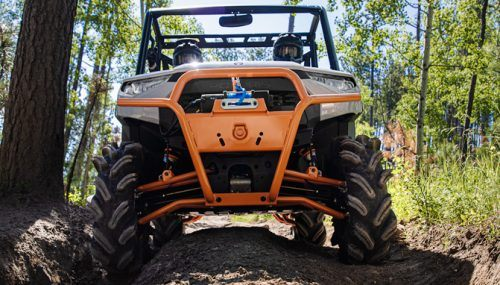 Best Polaris Ranger Lift Kit Options