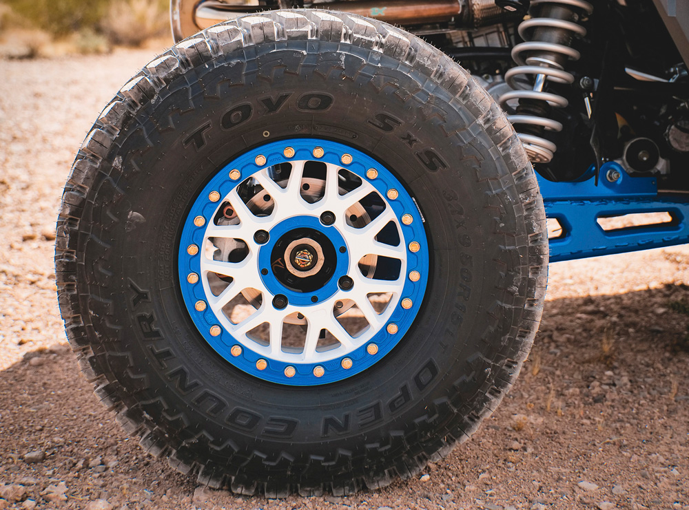 Toyo Open Country SxS Side