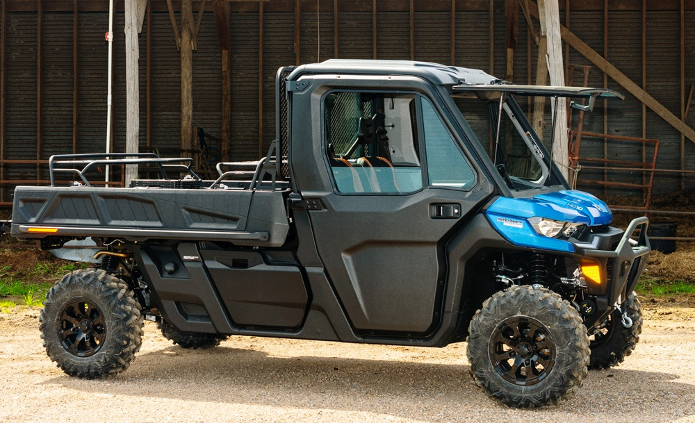 2021 Can-Am Defender PRO Limited 2