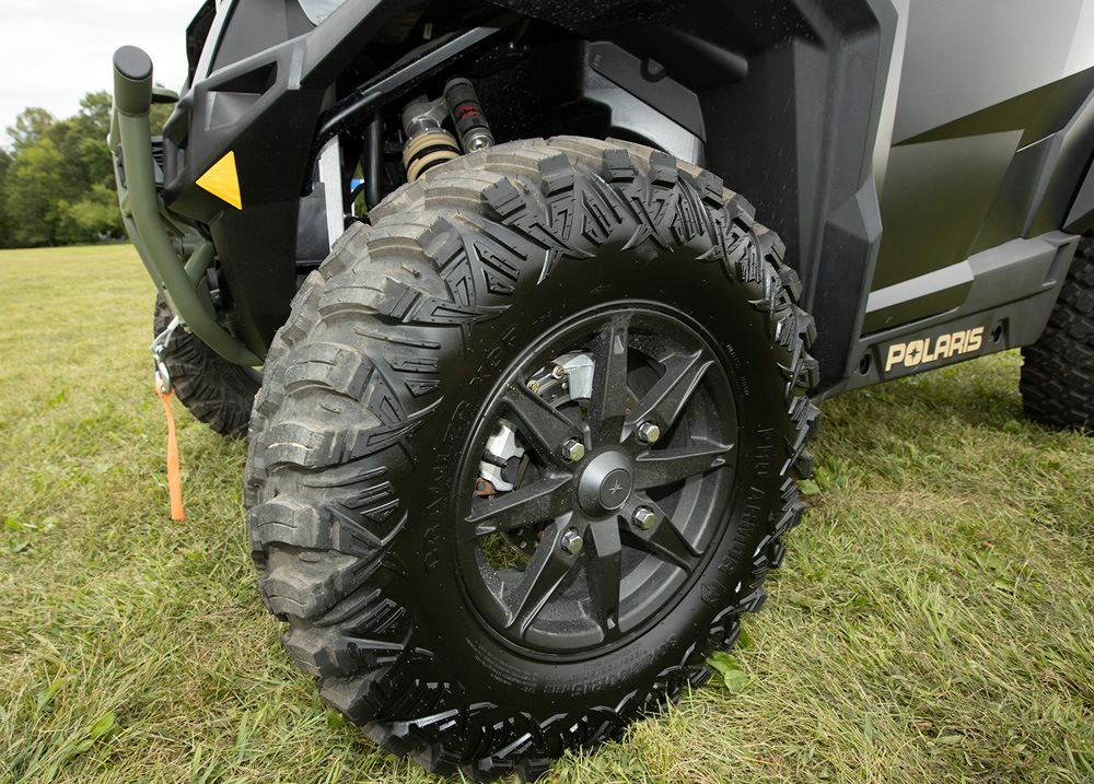 2021 Polaris General XP 1000 Deluxe Tires