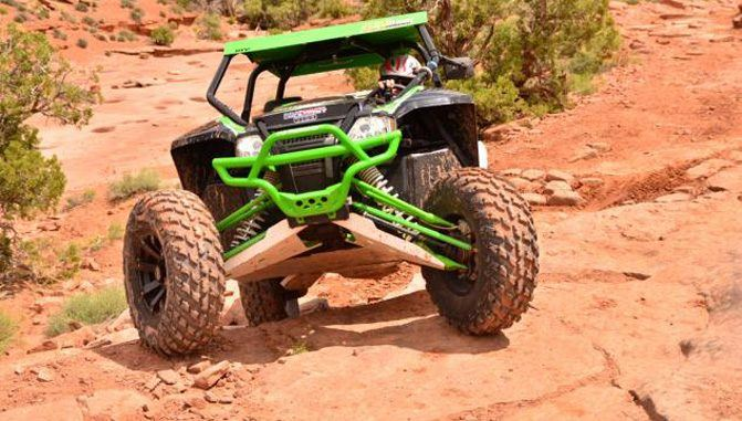 Best Rock Crawling Tires for ATVs and UTVs