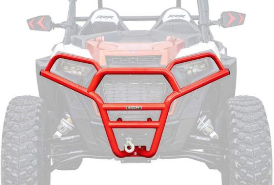 SuperATV Heavy Duty Front Brush Guard for RZR XP 1000