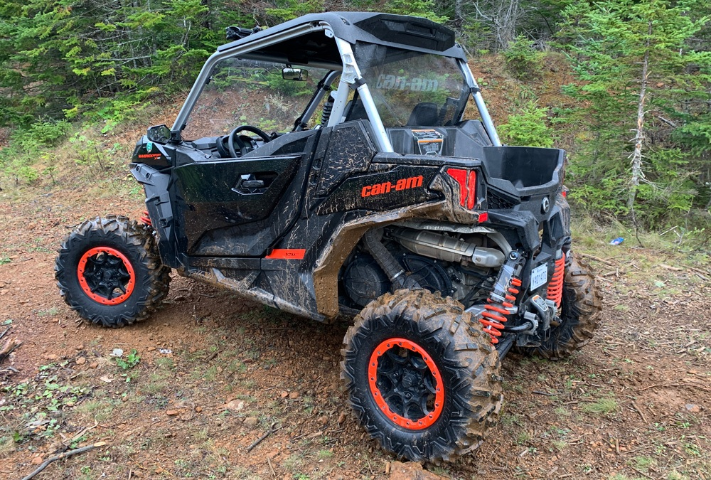 2020 Can-Am Maverick X XC 1000R 2