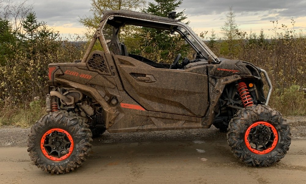 2020 Can-Am Maverick X XC 1000R Profile