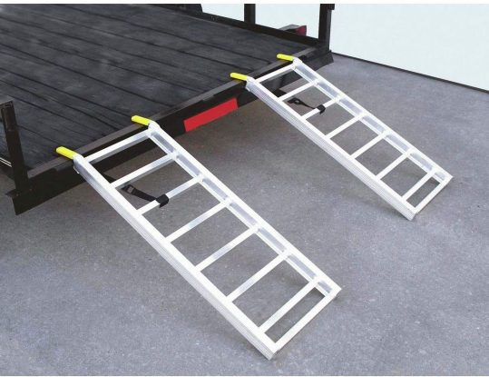 Great Day Trailer Ramp