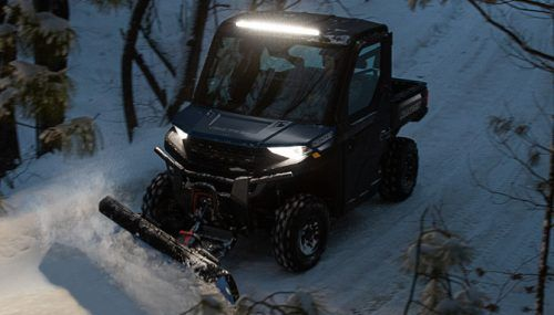 Best Polaris Ranger Snow Plow Options