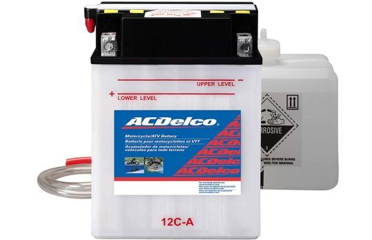 ACDelco Specialty Conventional Powersports Battery