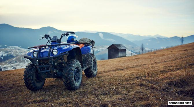 A closer look at how to break in your ATV belt