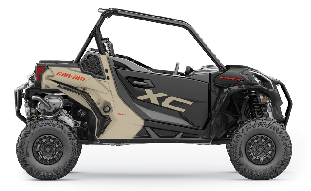 Can-Am Maverick Sport X XC 1000R Profile