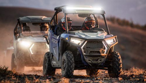 2021 Polaris RZR Trail and Trail S Get an Overhaul