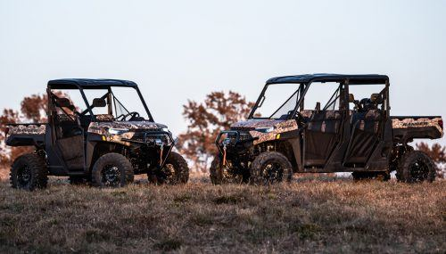 2021 Polaris Ranger and Sportsman Limited Edition Models Released