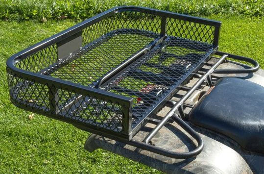 Black Widow ATV Rear Rack