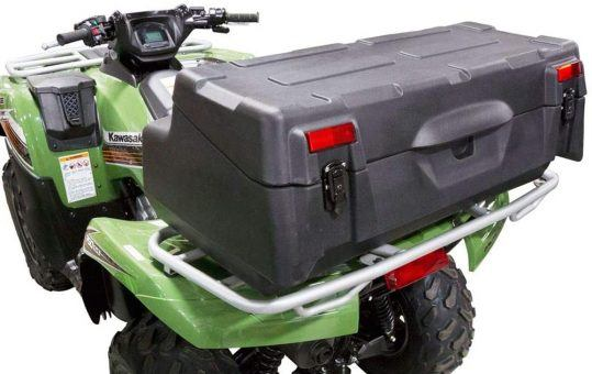Black Widow Locking ATV Cargo Box