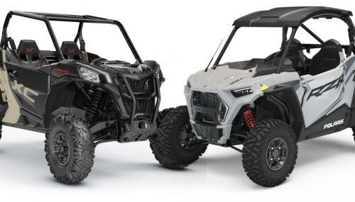 Polaris RZR Trail S 1000 Ultimate vs. Can-Am Maverick Sport X XC 1000R…By the Numbers