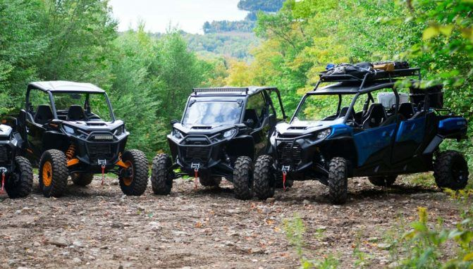 2021 Can-Am Commander Family