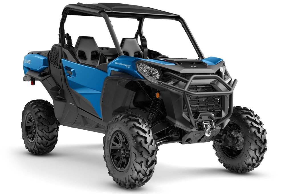 2021 Can-Am Commander XT 1000R Studio